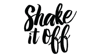 """""""Shake it Off""""…Good Advice from Taylor Swift?"""