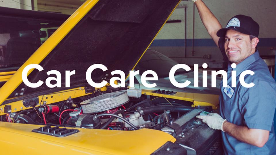 Spring Car Care Clinic