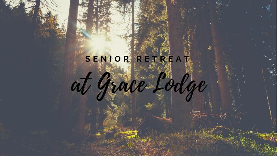 Senior Retreat