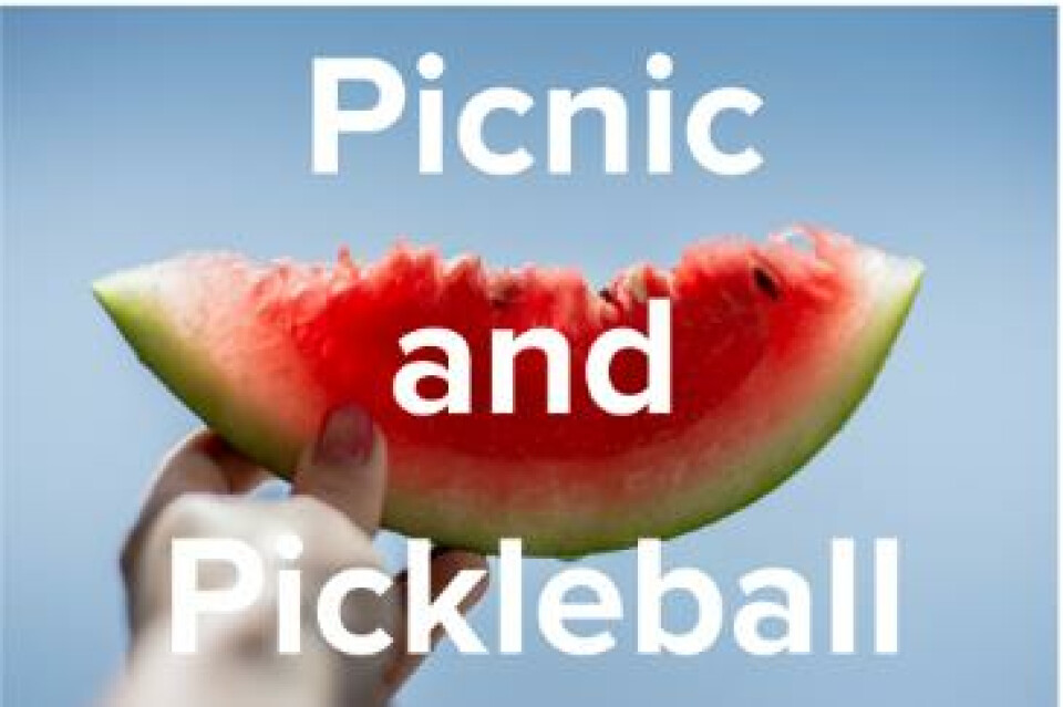 Women's Night Out - Picnic and Pickleball