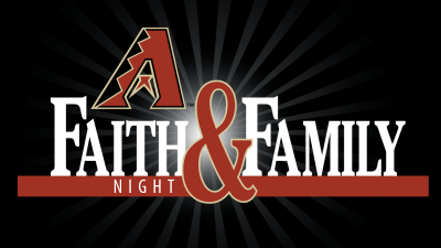 Faith and Family Night at the Diamondbacks
