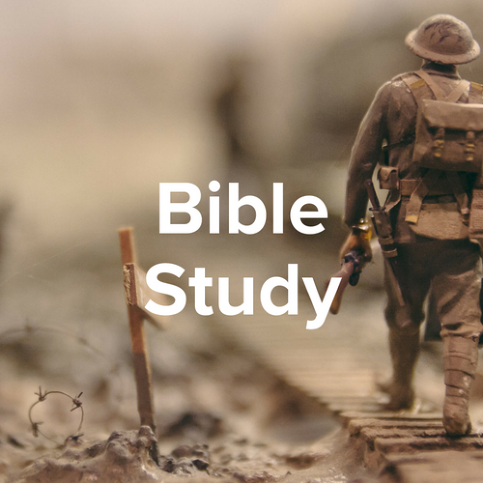 Men's Bible Study - Without Any Regrets