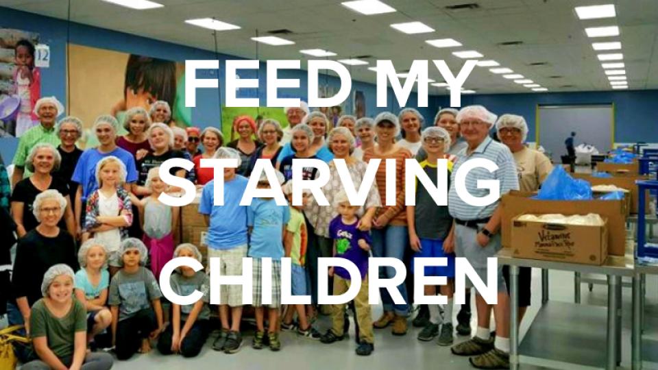 Women: Feed My Starving Children