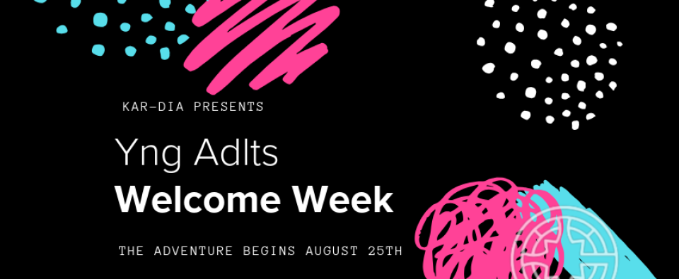 Kar-dia Welcome Week