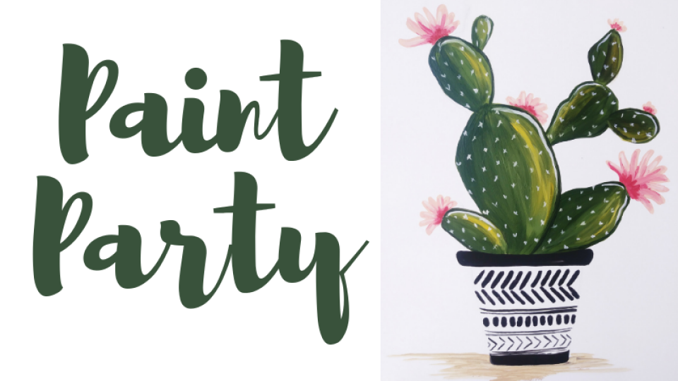 Women's Girls Night Out Paint Party